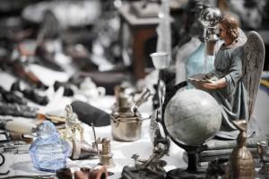 Flohmarkt - Produktbild