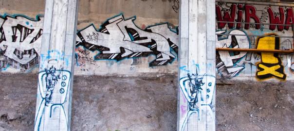 3d Scan Wiedikon Bahnhof Graffiti Send2scan